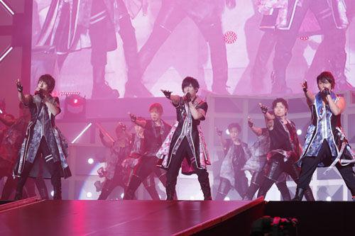 アイドリッシュセブン 1st LIVE 画像