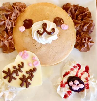 もふもふトイプー ケーキ